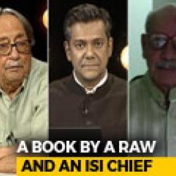 India, Pakistan's Spy Masters' Tell-All