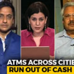 ATMs Run Dry: Where's The Cash?