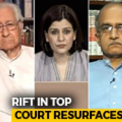 Judges Row Continues In Supreme Court?
