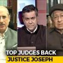 Collegium To Reiterate Justice KM Joseph's Name For Elevation To Supreme Court