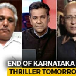 The Karnataka Floor Test: Who Will Get The Magic Numbers?