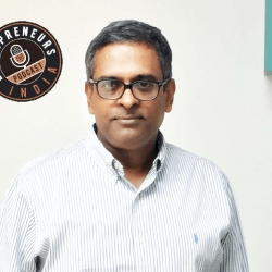 EI-056: If you are not solving a problem you are not an Entrepreneur – Radhakrishnan, co-founder at Grocermax