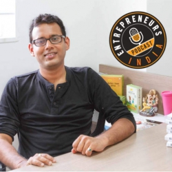 EI-060: The Best Way to Acquire a Customer is Through Your Existing Customer – Vishnu Saraf, co-founder at Truweight