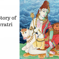The Story of Shiva and Mahashivratri