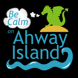 Spread the Word! A bedtime story and relaxation for kids - Be Calm on Ahway Island
