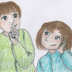 A Train Ride- children's story and guide relaxation