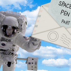Spaced Out Pen Pal - Part 1