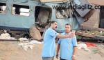 விபத்து நடந்த ரயில் முன் செல்பி எடுத்த மீட்புப்படையினர்களுக்கு தண்டனை | Rescue team arrested for 'selfie' at railway accident site