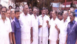 தேனியில் விவசாயிகள் கண்டன ஆர்ப்பாட்டம் | Farmers hold protest in Theni