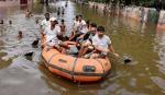 பீகார் வெள்ளம் - பலி எண்ணிக்கை 119 ஆக உயர்வு | Bihar floods worsens, death toll rises to 119