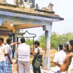 திருப்போரூரில் மரகதலிங்கம் கொள்ளை-அதிகாரிகள் விசாரணை | TN Police investigates the Maragatha Lingam robbery case