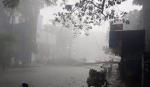 சென்னையில் விடிய விடிய பெய்த மழை | Chennai experienced heavy rainfall last night