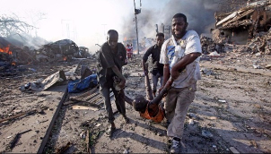 சோமாலியா குண்டுவெடிப்பு - பலி எண்ணிக்கை 276ஆக உயர்வு | Death toll rises to 276 in Somalia's worst bomb attack