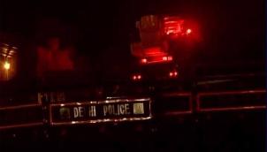 பிரதமர் அலுவலகத்தில் பற்றிய திடீர் தீ | Fire breaks out at Prime Minister's office