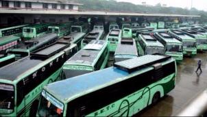 தீபாவளி - சென்னையில் இருந்து 4,000 பேருந்துகள் இயக்கம் | Diwali - TN transport dept to run more than 4,000 special buses from Chennai