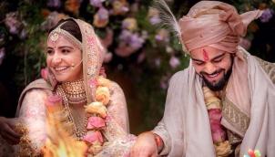 அனுஷ்கா ஷர்மாவை கரம்பிடித்த விராட் கோலி | Actress Anushka Sharma and cricketer Virat Kohli ties the knot in Italy