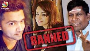 வடிவேலு, சிம்பு, த்ரிஷா மீது ரெட் கார்டு போடத் தயாராகும் தயாரிப்பாளர் சங்கம் | Red Card - Producer Council to ban Simbu, Trisha, Vadivel for poor conduct?