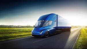 ஒரு முறை சார்ஜ் செய்தால் 500 கி.மீ ஓடக்கூடிய எலக்ட்ரிக் செமி-ட்ரக் | Tesla's latest creation - An electric big rig that can travel 500 miles on a single charge
