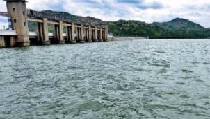சோத்துப்பாறை அணை கரையோர கிராமங்களுக்கு வெள்ள அபாய எச்சரிக்கை | Flood Alert given to the villages near Sothupaarai dam