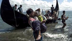 படகு கவிழ்ந்து 8 ரோஹிங்யா முஸ்லிம்கள் பலி | 8 dead as Rohingya boat sinks off Bangladesh