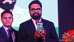 தகவல் பரிமாற்றங்களுக்காக சரத்குமார் வெளியிட்ட செயலி | Actor Sarathkumar launches ASK app to connect with people