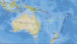 ஆஸி., அருகே நிலநடுக்கம் - சுனாமி எச்சரிக்கை  | Tsunamis detected after earthquake strikes off Australia coast