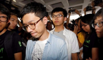 Hong Kong activist Joshua Wong jailed over Occupy protests