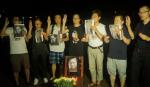 Activists held for Liu Xiaobo memorial