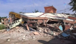 Mexico earthquake death toll rises, rescuers search for the survivors