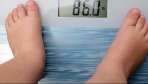 Fast spreading childhood obesity