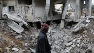 Reports of chlorine gas attack on rebel-held Eastern Ghouta