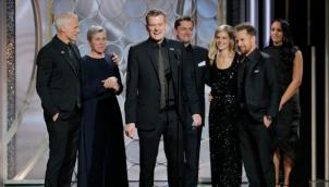 गोल्डन ग्लोब अवार्ड्स में छाया हाॅलीवुड यौन उत्पीड़न स्कैंडल | Sexual harassment scandal dominates Golden Globes ceremony