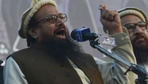 हाफिज़ सईद ने ब्रितानी मस्जिद में दिया था जिहाद का संदेश | Top terror suspect urged jihad in Glasgow in 1995