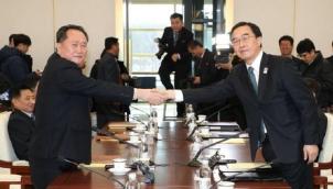 दुनिया की सबसे ख़तरनाक जगह जहां दोनों कोरिया मिल रहे हैं | North and South Korea begin high-level talks on Olympic games