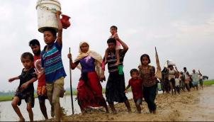 रोहिंगया संकट से बिगड़ गई है काक्स बाज़ार की 'शक्ल' | UN on full alert for new Rohingya exodus
