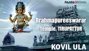 Vidhiyai Matre Sella Vendiya Brahmapureeswarar Temple, Tiruchirappalli