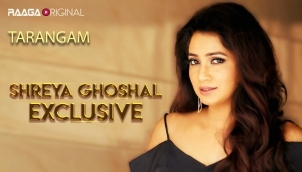 Shreya Ghoshal Exclusive