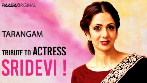 Tribute to Actress Sridevi !