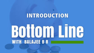 Introducing Bottomline with Balajee