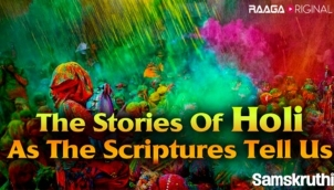 The Stories Of Holi As The Scriptures Tell Us
