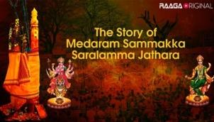 The Story of Medaram Sammakka Saralamma Jathara
