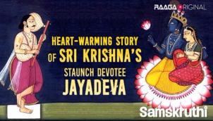 Heart-Warming Story Of Sri Krishna's Staunch Devotee Jayadeva