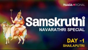 Navarathri Special (1) - Shailaputri