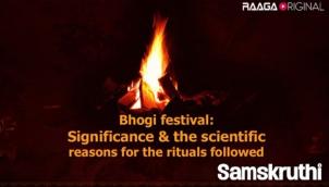 Bhogi festival: Significance & the scientific reasons for the rituals followed