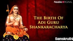 The Birth Of Adi Guru Shankaracharya