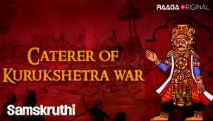 Caterer of Kurukshetra War