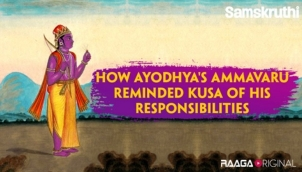 How Ayodhya's Ammavaru reminded Kusa of his responsibilities