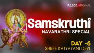 Navarathri Special (6)  - Shree Katyayani Devi