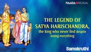 The legend of Satya Harischandra, the king who never lied despite losing everything
