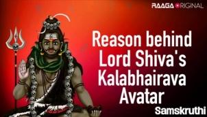 Reason behind Lord Shiva's Kalabhairava avatar